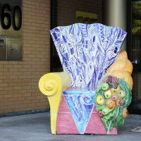 Art chair at 760