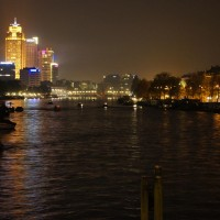 Night on the south Amstel