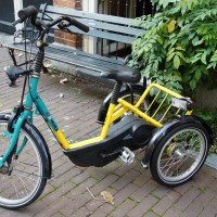 Small power trike