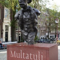 Multatuli sculture