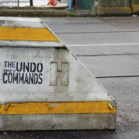 The UNDO Group of Commands... uh, what?