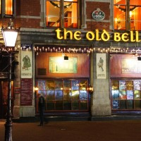 The Old Bell English pub on the Rembrandtplein