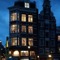 Toko Dun Yong (chinese supermarket) in Chinatown near the Nieuwmarkt