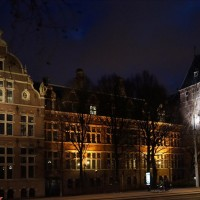 K.I.T. and part of the Tropenmuseum