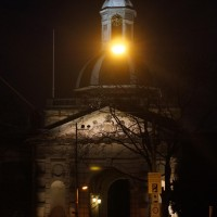 The Muiderport, used to be a city gate