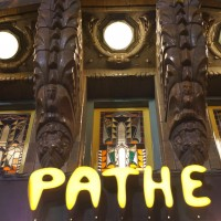 Pathe Tuschinski movie theater