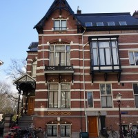 Beautiful house on the Vondelstraat
