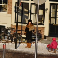 Wintersports, Amsterdam version.