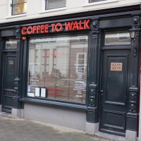 Wok to Walk I understand, but Coffee to Walk... no capito.