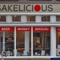 SAKELICIOUS is open! New Japanese liquor store near Waterlooplein