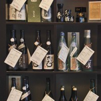 Great selection of Sake, and much more!