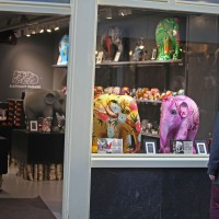 Elephant Parade now has it's own shop on the Kalverstraat.