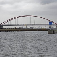 The Schellingwouderbrug and Oranjesluizen