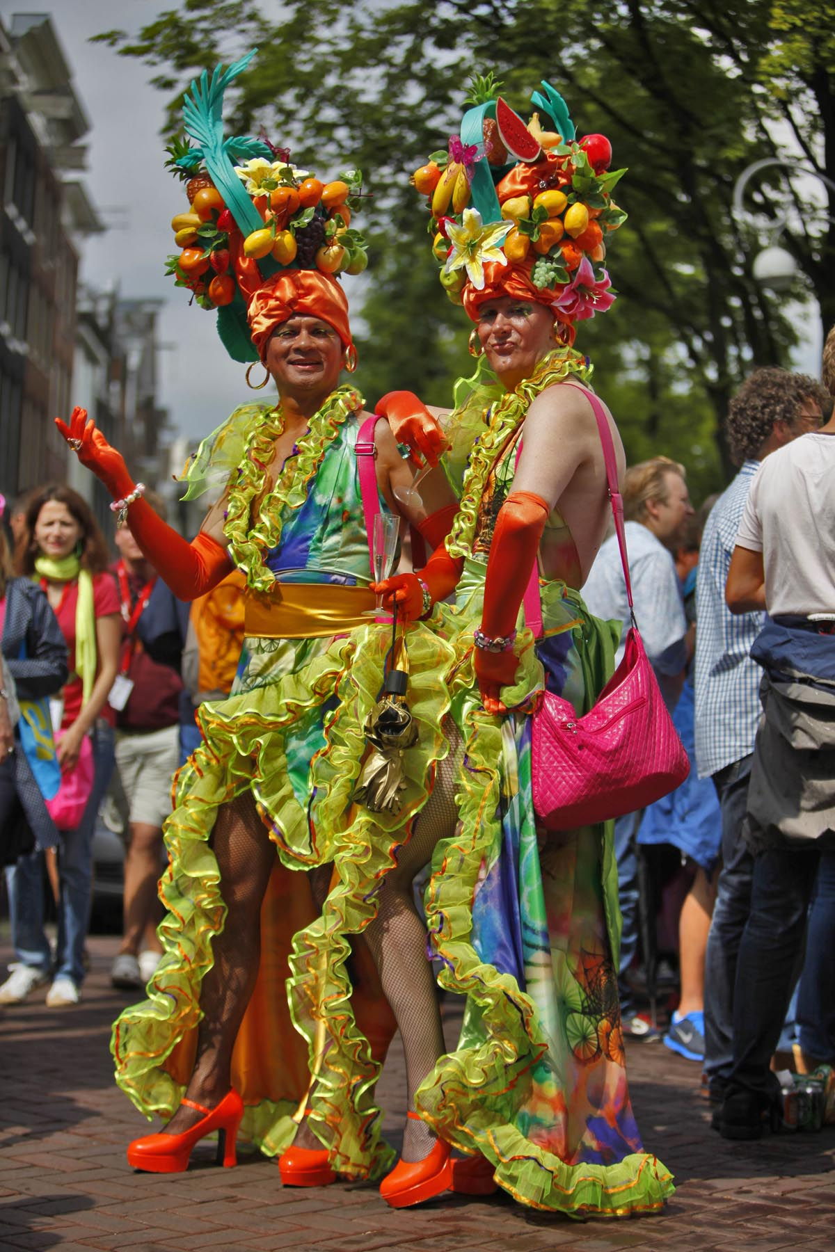 from Brice amsterdam gay parade